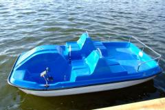 Rowery wodne: Pelican 4