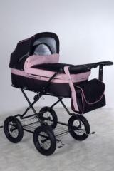 Wózek uniwersalny dla niemowląt