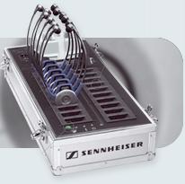 System tłumczeń firmy Sennheiser