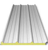 Roof sandwich panels