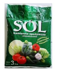 Salt, kitchen