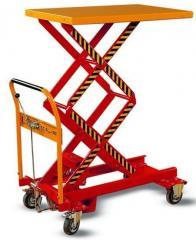 Cargo multistage carts