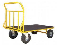 Wózki platformowe Do uniwersalnych zastosowań