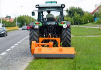 Tractors- lawn mowers