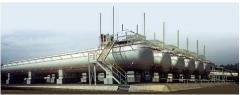 Zbiorniki stacjonarne do magazynowania LPG