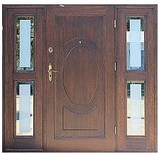 """External doors pine """"Paolla"""" 2 +"""