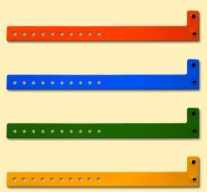 Opaski na rękę identyfikacyjne (All Inclusive)