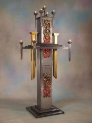 Candlesticks church