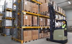 Regały paletowe rzędowe do zastosowań przemysłowych firmy Promag
