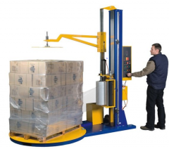 Equipment pallet packing