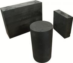 Graphite, carbon parts