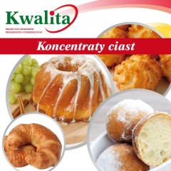 Raw materials for confectionery