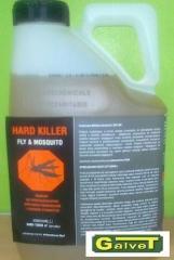 Substances insecticides contre les moustiques