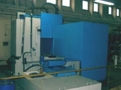 Szlifierka do płaszczyzn SPG 50x100 CNC