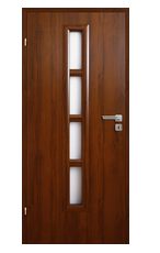 Apartment doors