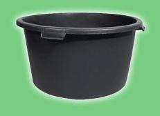 Polypropylene buckets