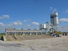 Węzły betoniarskie (wytwórnie betonu)