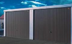 Garaże blaszane, garaże stalowe, garaże metalowe