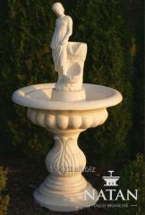 Małe fontanny ogrodowe TORINO Z AMANDĄ P010