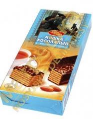 Chocolate tiles