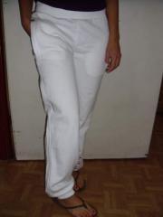 Spodnie dresowe z dzianiny