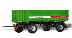 Agricultural trailers SIPMA EKO