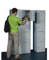 Cabinets, panels, boxes metallic