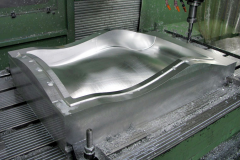 Molds from aluminum alloys