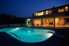 Fixtures for swimming pools