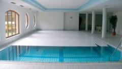 Rollets coverings for swimming pools