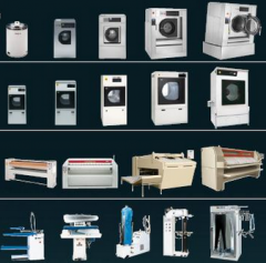 Equipment for dry-cleaners