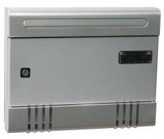 Aluminium malbox TREND- Italian  design