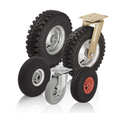 Roller wheels