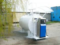 Mini filling stations