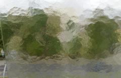 Szkło szklarniowe wzorzyste