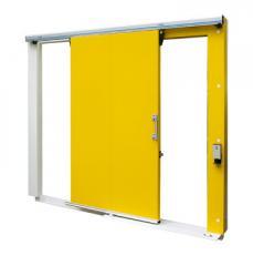 Sprzęt chłodniczy - drzwi mroźnicze przesuwane
