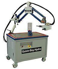 Maszyna gwintująca Quick Boy