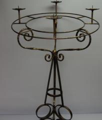 Church chandelier