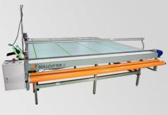 Equipment for production of vertical blinds