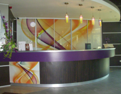 Counters reception