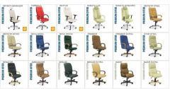 Krzesła, fotele gabinetowe