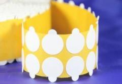 Self-adhesive paper