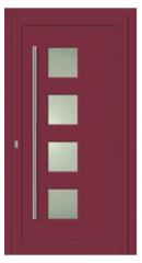 الأبواب البلاستيكية