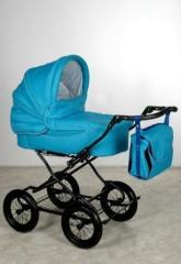 Wózki dziecięce typu Duo
