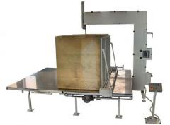 Equipment for the production of polyurethane foam