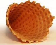 Cups wafer