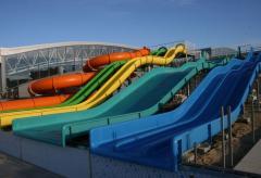 Slides for pools
