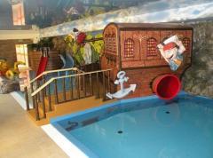 Plac zabaw Wyspa skarbów