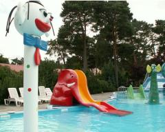 Zabawki wodne basenowe