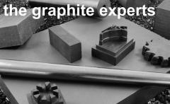 High-temperature graphite